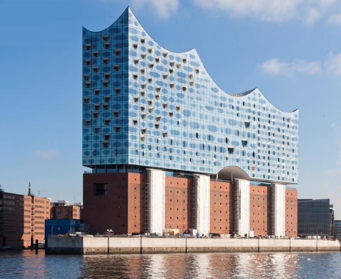 Eröffnungskonzert Elbphilharmonie Hamburg