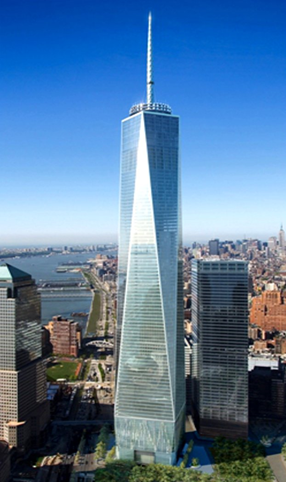 World trade center one new york - Architekt one world trade center ...