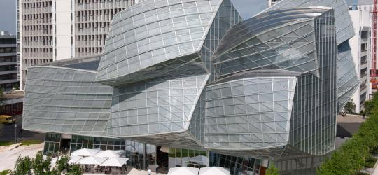 Gehry Building, Basel